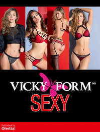 Vicky Form Invierno Sexy