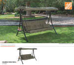Ofertas de The Home Depot, Catálogo decorativo patio y jardín