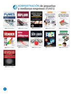 Ofertas de Editorial Trillas, CATALOGO DE ADMINISTRACIÓN