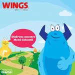 Ofertas de Wings, Menú Infantil