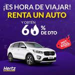 Ofertas de Hertz, Renta un auto