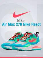 Ofertas de Nike, Nike air max 270