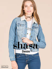 Shasa Denim Woman