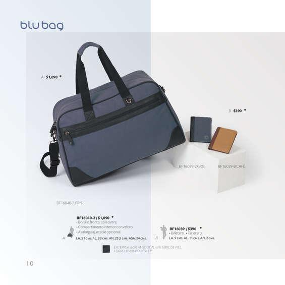 Ofertas de HB® Catálogo A Otro Nivel, HB Handbags Caballero Invierno