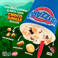 Nuevo sabor choco jungle