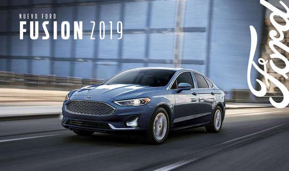 Ofertas de Ford, ford fusion 2019