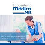 Ofertas de Laboratorio Médica Sur, Tomas a domicilio