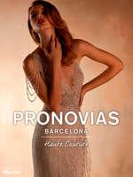 Ofertas de Pronovias, Colección Haute Couture