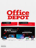 Ofertas de Office Depot, Black Deals