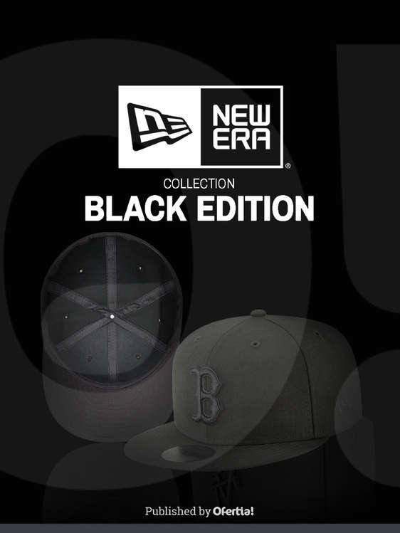 Ofertas de New Era, Black Edition Collection
