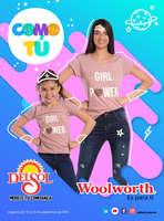 Ofertas de Woolworth, Como tú