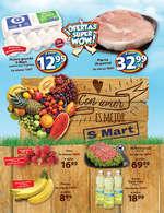 Ofertas de S-Mart, ¡Ofertas Súper Wow!- Díptico Sendero