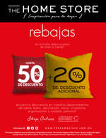 Ofertas de The Home Store, Rebajas