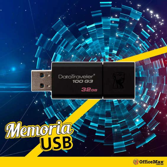 Ofertas de Office Max, Memoria USB