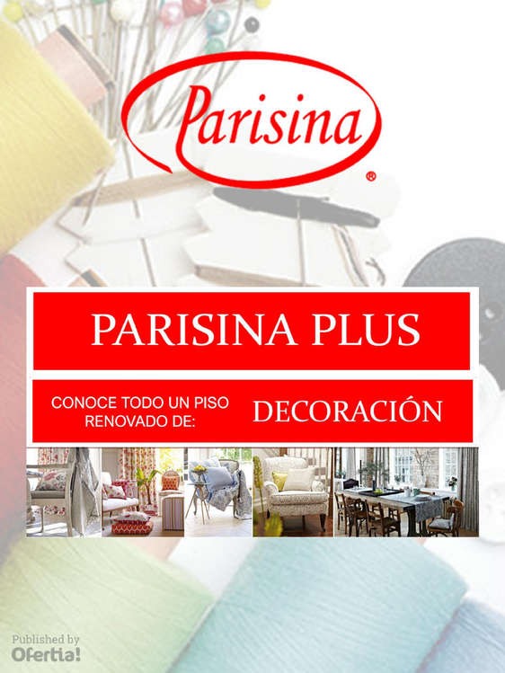 Ofertas de Parisina, Parisina Plus