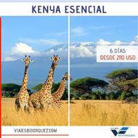 Kenya esencial