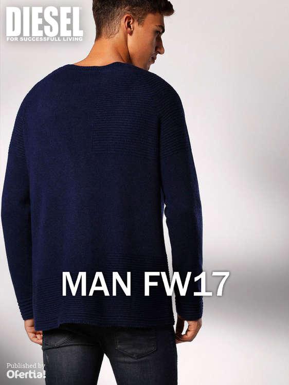 Ofertas de Diesel, Man FW17