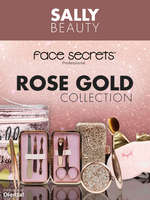 Ofertas de Sally Beauty Supply, Face Secrets
