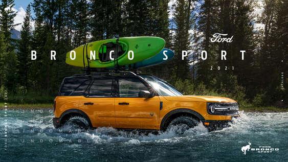 Ofertas de Ford, Bronco Sport 2021