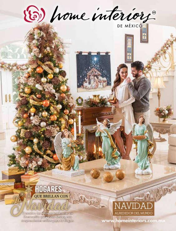 Ofertas de Home Interiors, Hogares que brillan con la navidad