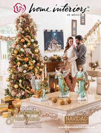 Hogares que brillan con la navidad