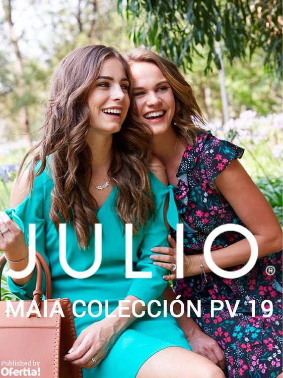 Ofertas de Julio, Maia Colección PV 19