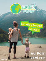 Ofertas de Enjoy Languages, Au Pair y Demi Pair