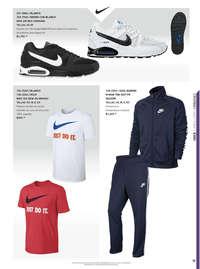 Catálogo Nike