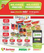 Ofertas de Mega Soriana, Mejores precios mejores promociones