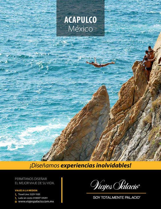 Ofertas de Viajes Palacio, Acapulco