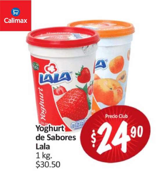 Ofertas de Calimax, Promo Yogurt