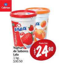 Promo Yogurt