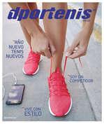 Ofertas de Dportenis, Revista ENERO