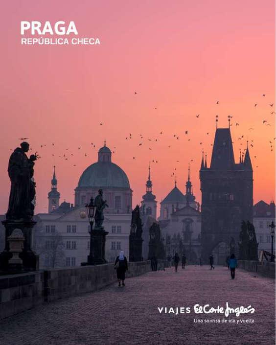 Ofertas de Viajes El Corte Inglés, Viaja a Praga