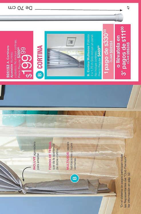 1cd7b56f Cortinas en Monterrey - Catálogos, ofertas y tiendas donde comprar ...