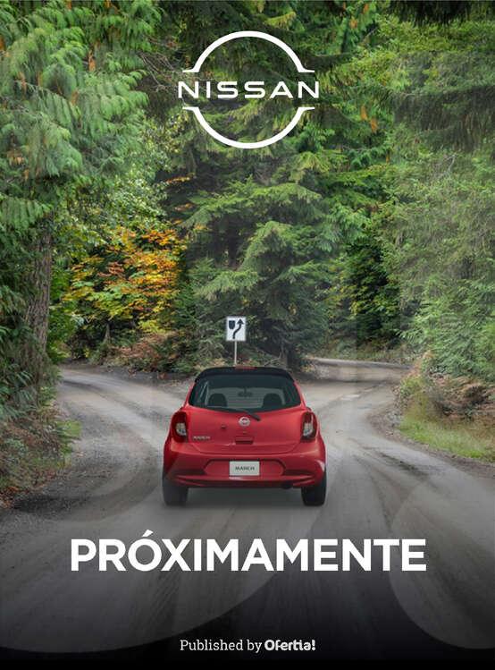 Ofertas de Nissan, Próximamente