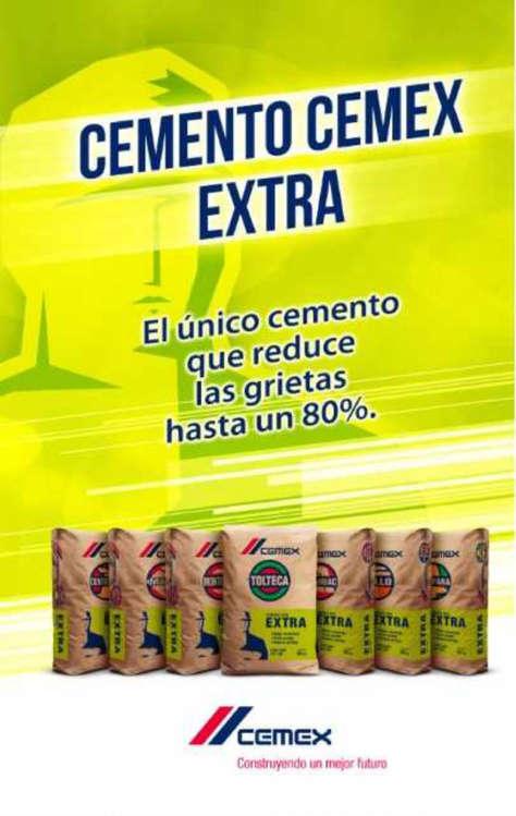 Ofertas de Cemex, Cemex Extra