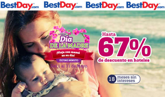 Ofertas de Best Day, Oferta Día de la Madre