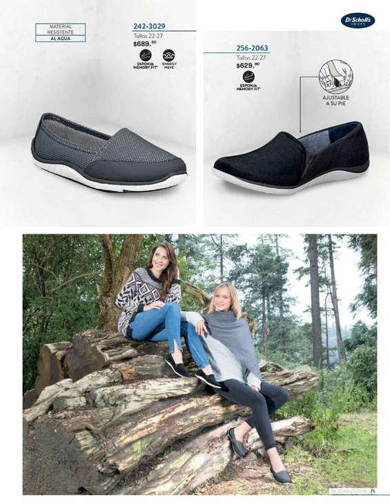 Zapatillas Lona Mujer En Puente De Ixtla Cat 225 Logos