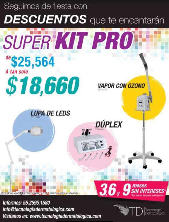 Ofertas de Aspidpro, Super kit