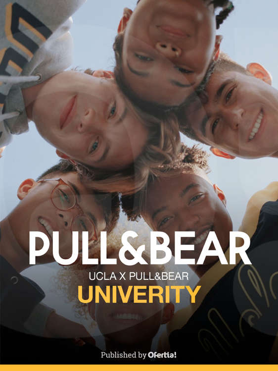Ofertas de PULL & BEAR, University