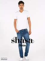 Ofertas de Shasa, Shasa Denim Man