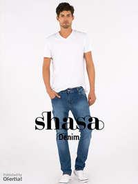 Shasa Denim Man