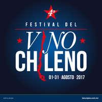 Festival del vino Chileno