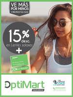 Ofertas de OptiMart, Ve más por menos