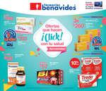 Ofertas de Farmacias Benavides, Catálogo Mayo 2019
