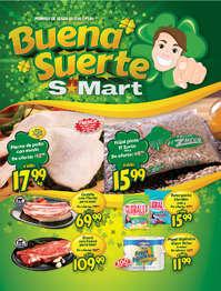 Buena Suerte S-Mart - Los Arcos y Homero