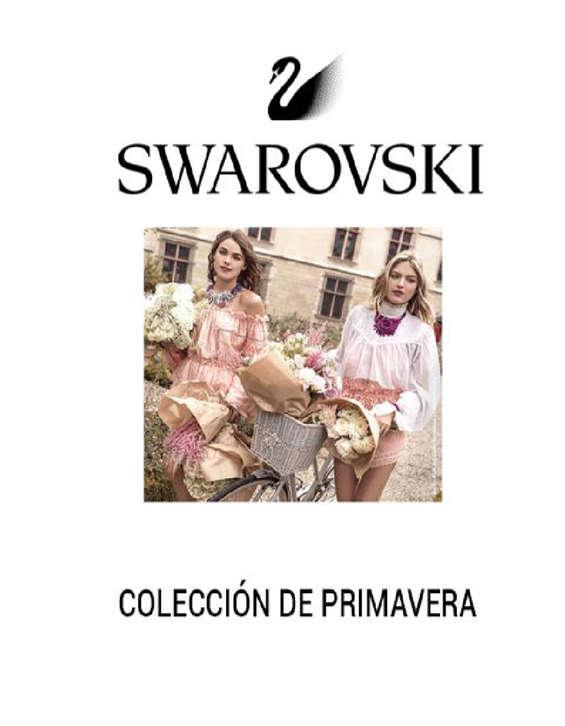 Ofertas de Swarovski, Colección primavera