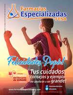 Ofertas de Farmacias Especializadas, Boletin Junio 2019