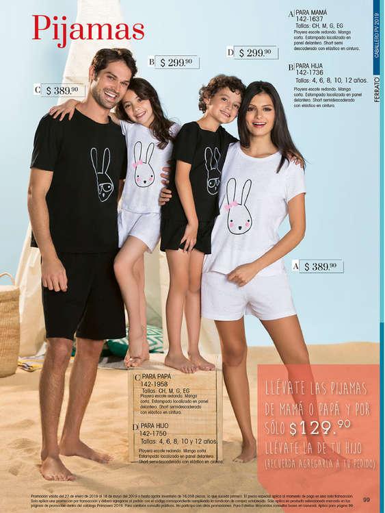 0ada20d8cbaa Pijamas verano hombre en Monterrey - Catálogos, ofertas y tiendas ...